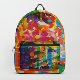 My Colour Wheel Exploded Backpack