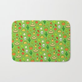 Viva Mexico - Cute Pattern Bath Mat