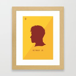NEY Framed Art Print