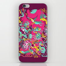 Party On! iPhone & iPod Skin