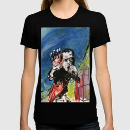Nick Cave Red Right Hand T-shirt