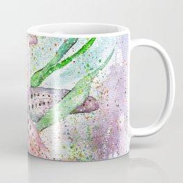 Starfish Watercolor Art Illustration Coffee Mug