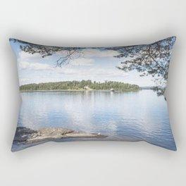 Utoya island norway near Oslo Rectangular Pillow