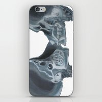 plain iPhone & iPod Skins featuring Plain Love by Brittany Ketcham