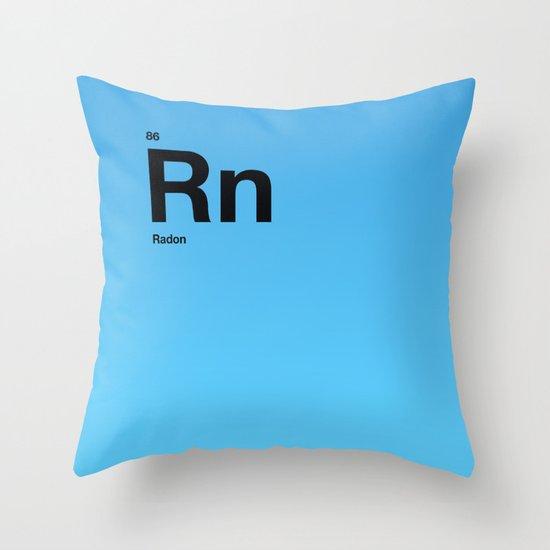 Radon Throw Pillow