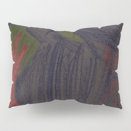 Night Time in the Park Pillow Sham
