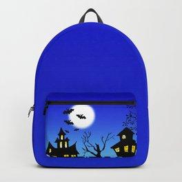 Blue Sky Of Nightmare Backpack