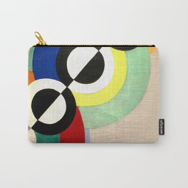 Robert Delaunay - Rythm 1934 Carry-All Pouch