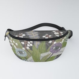Mom Petit Journal Fanny Pack