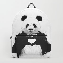 All you need is love Rucksack