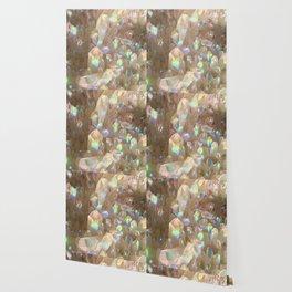 Unicorn Horn Aura Crystals Wallpaper