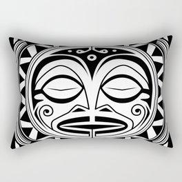 Sleeping God Rectangular Pillow