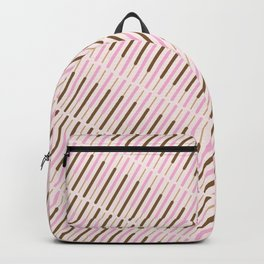 Japanese Chocolate Biscuit Sticks Backpack