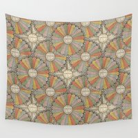 math Wall Tapestries featuring Math Genius by Antique Images