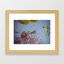Eole Framed Art Print