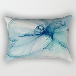 A Veil Of Light Rectangular Pillow