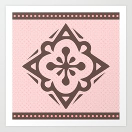 Ornamental Art Print