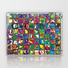 Stacks Geometric Art Print. Laptop & iPad Skin