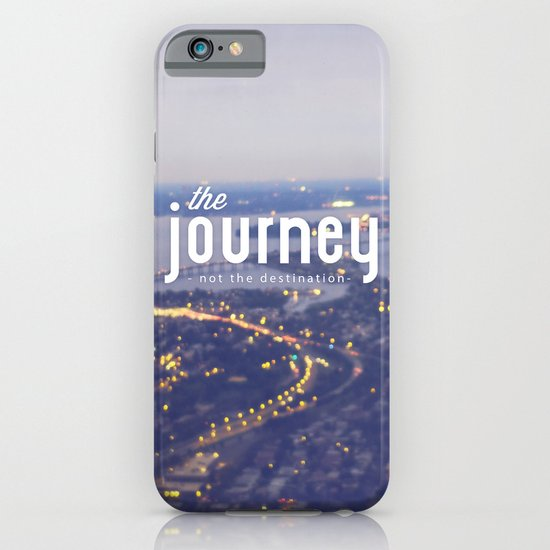 The Journey iPhone & iPod Case