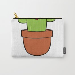 Cactus hugs Carry-All Pouch