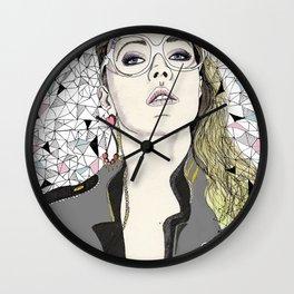 Oceans Of Class Wall Clock