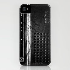 Old fashioned Radio Love Slim Case iPhone (4, 4s)