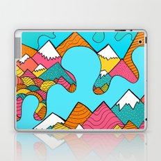 Splash of the mountains  Laptop & iPad Skin