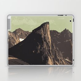 Auyuittuq National Park Laptop & iPad Skin