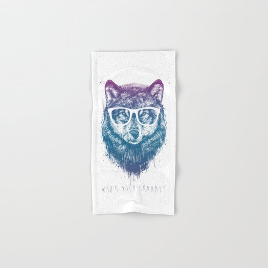 Who's your granny? Hand & Bath Towel