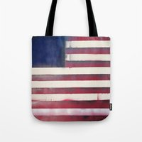 patriarchy Tote Bags featuring Patriarchy by MorganTaylor