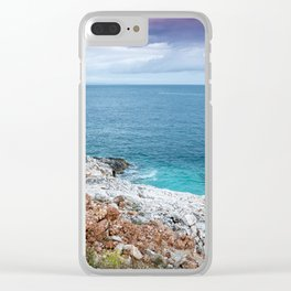 Hvar 5.3 Clear iPhone Case