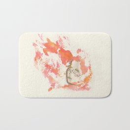 Soul on Fire Bath Mat
