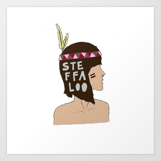 steffaloo Art Print