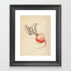 Cabinet of Curiosities No.8 Framed Art Print