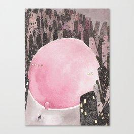 Dream-land Canvas Print