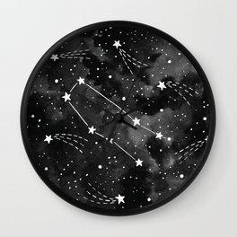 Gemini Constellation Wall Clock