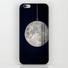 I'll Take You To The Moon iPhone & iPod Skin
