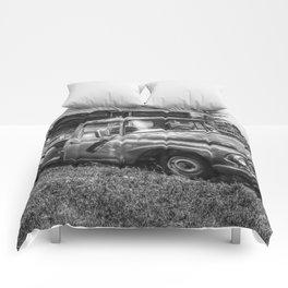 International - Black and White Comforters
