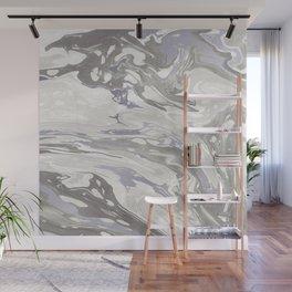 Grey Marble #society6 #decor #buyart Wall Mural