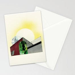 Temporary Doorway Stationery Cards