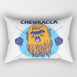 Hipster Chewie Rectangular Pillow