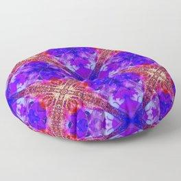 Crystal Bowls and Digeridoo (4 Guls Expansion) Floor Pillow