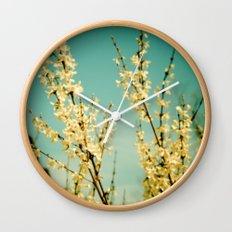 Rapturous Wall Clock