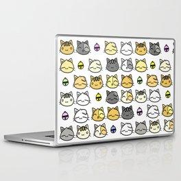 Meowy Days Laptop & iPad Skin