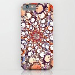 Medusa Curls iPhone Case