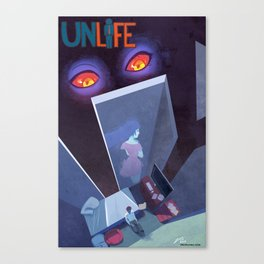 Unlife Chapter 6 Canvas Print