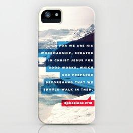 Ephesians iPhone Case