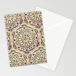 Mandala - Geometric marble Stationery Cards
