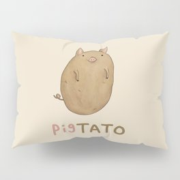 Pigtato Pillow Sham