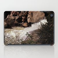 rush iPad Cases featuring Rush by Theresa O'Neill